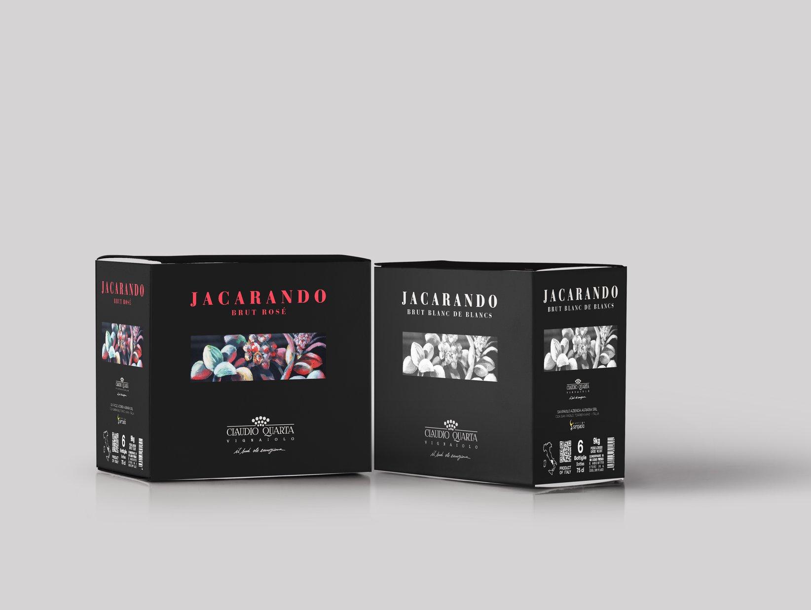 jacarando-cartone-label